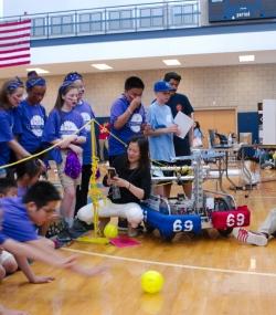 086.2017 Quincy Public Schools Robotics Challenge