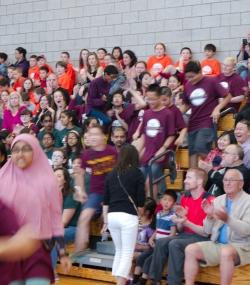 152.2017 Quincy Public Schools Robotics Challenge