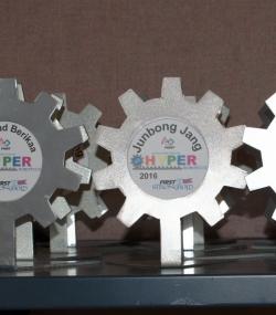 03.2016 HYPER Robotics Team Dinner and Awards.JPG