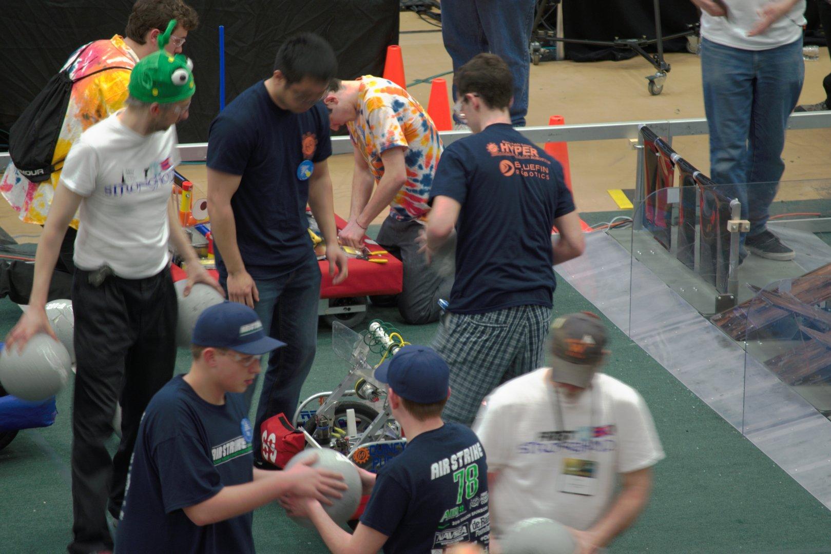 60-FIRST-Robotics-Competition-Umass-Dartmouth-March-18-20.2016-