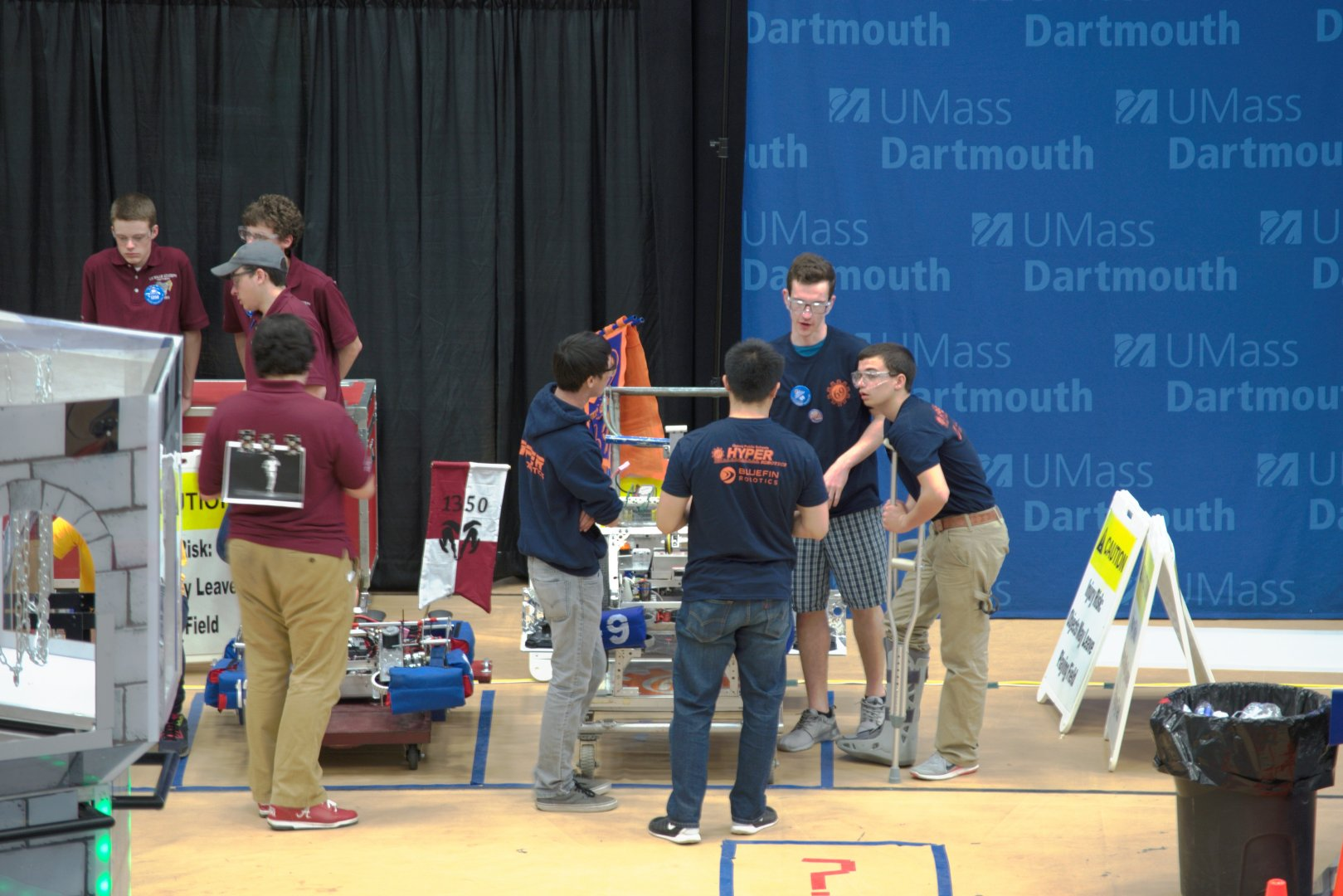 87-FIRST-Robotics-Competition-Umass-Dartmouth-March-18-20.2016-