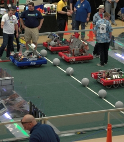 42-FIRST-Robotics-Competition-Umass-Dartmouth-March-18-20.2016-