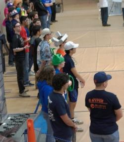 58-FIRST-Robotics-Competition-Umass-Dartmouth-March-18-20.2016-
