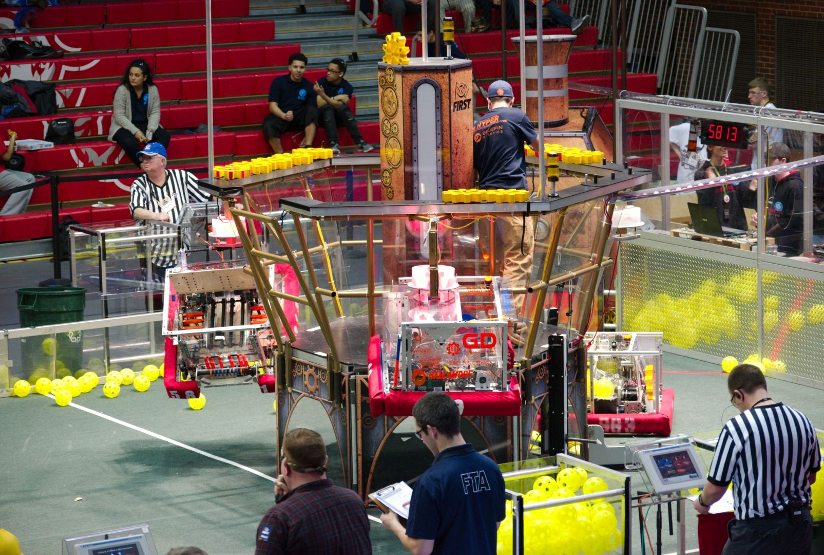 085.2017.WPI.First Robotics Competition