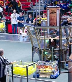 018.2017.WPI.First Robotics Competition