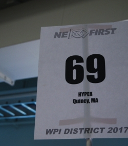 030.2017.WPI.First Robotics Competition